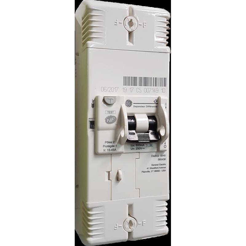 Disjoncteur de branchement 30/60A sélectif 500mA ARTDB3060S