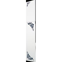 Kit Porte + Trappe décor EASY WIFI (découpe motif Bulles)