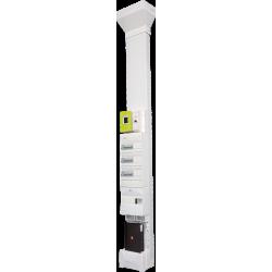 GTL saillie 235 cm simple - profil
