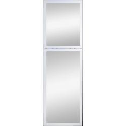 Kit Porte + Trappe Saillie 5763 - décor Miroir